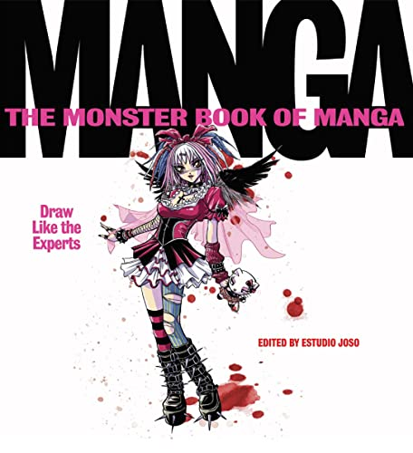 9780007242849: The Monster Book of Manga