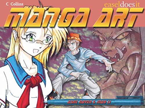 9780007242856: Manga Art