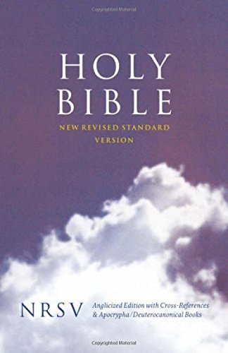 9780007242863: Holy Bible: New Revised Standard Version (NRSV) Anglicised Cross-Reference edition with Apocrypha (Bible Nrsv)