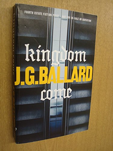 9780007242894: Kingdom Come