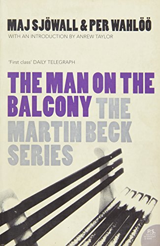 9780007242931: THE MAN ON THE BALCONY, THE MARTIN BECK SERIES