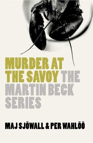 9780007242962: The Martin Beck series (6) - Murder at the Savoy