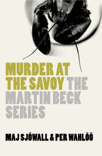 9780007242962: Murder at the Savoy (The Martin Beck)
