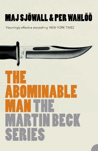 9780007242979: The Abominable Man: The Martin Beck Series