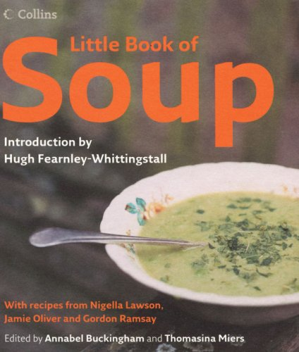 9780007243013: Little Book of Soup