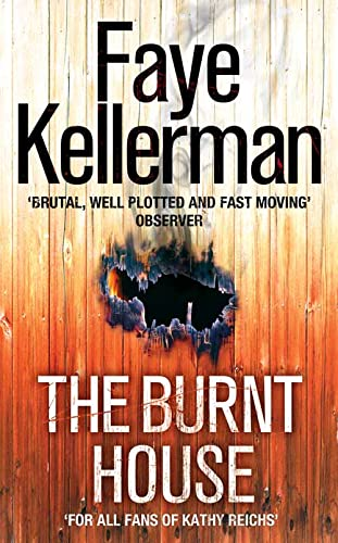 9780007243228: The Burnt House (Peter Decker and Rina Lazarus Crime Thrillers)