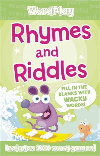 9780007243341: WordPlay (1) - Rhymes and Riddles