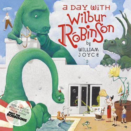 9780007243549: A Day With Wilbur Robinson