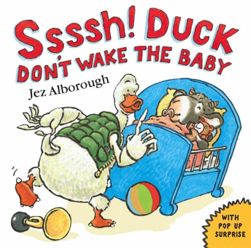 9780007243556: Ssssh! Duck Don't Wake the Baby