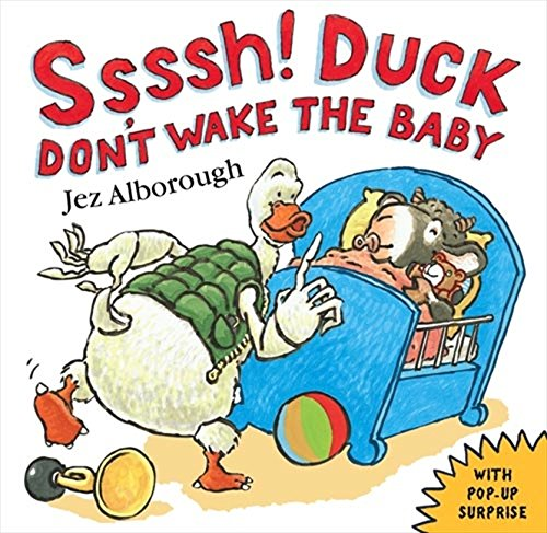 9780007243563: Ssssh! Duck, Don't Wake the Baby