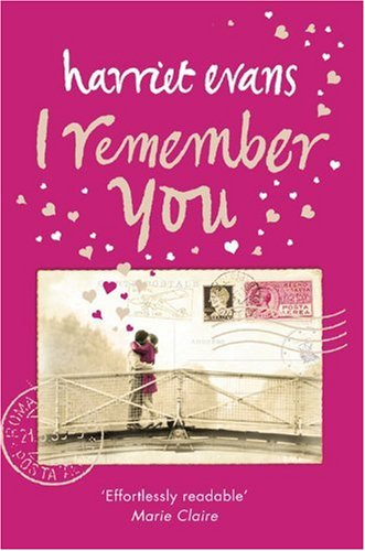 9780007243846: I Remember You