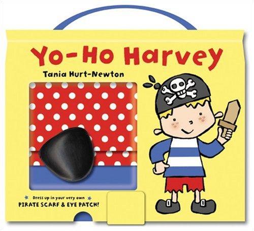 9780007244133: Yo-Ho Harvey (Have a Go Harvey S.)