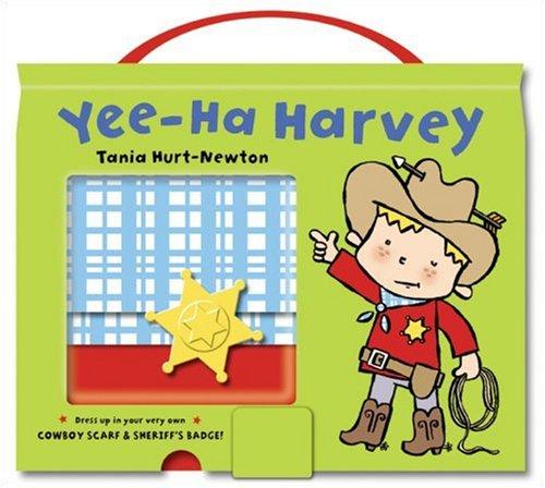 9780007244140: Yee-Ha Harvey (Have a Go Harvey S.)