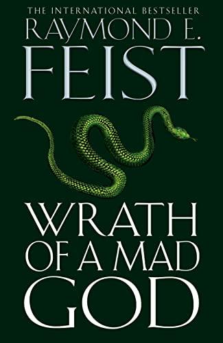 9780007244300: Wrath Of A Mad God