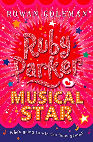 9780007244348: Ruby Parker: Musical Star