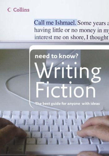 9780007244355: Writing Fiction (Collins Need to Know?)