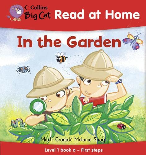 9780007244393: Collins Big Cat Read at Home - In the Garden: Level 1 book a - First steps: First Steps Bk. 1