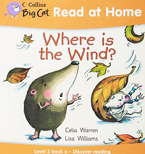 9780007244423: Where is the Wind?: Discover Reading Bk. 1 (Collins Big Cat Read at Home)