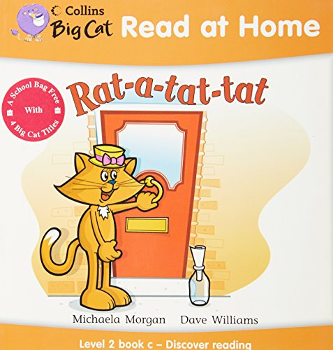 9780007244447: Rat-a-tat-tat: Discover Reading Bk. 3 (Collins Big Cat Read at Home)