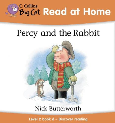 9780007244454: Collins Big Cat Read at Home – Percy and the Rabbit: Level 2 book d – Discover reading: Discover Reading Bk. 4