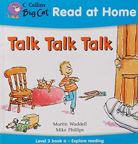 9780007244461: Collins Big Cat Read at Home - Talk Talk Talk: Level 3 book a - Explore reading: Explore Reading Bk. 1