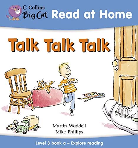 9780007244461: Talk Talk Talk: Explore Reading Bk. 1 (Collins Big Cat Read at Home)