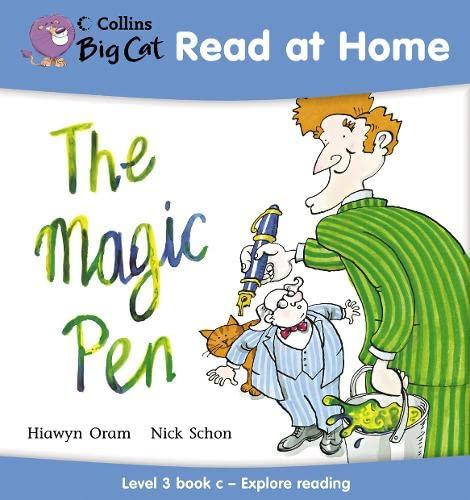 9780007244485: Collins Big Cat Read at Home - The Magic Pen: Level 3 book c - Explore reading: Explore Reading Bk. 3