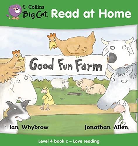 9780007244522: Good Fun Farm: Love Reading Bk. 3 (Collins Big Cat Read at Home)