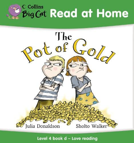 9780007244539: The Pot of Gold: Love Reading Bk. 4 (Collins Big Cat Read at Home)