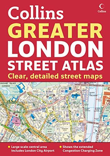 9780007244812: Greater London Street Atlas