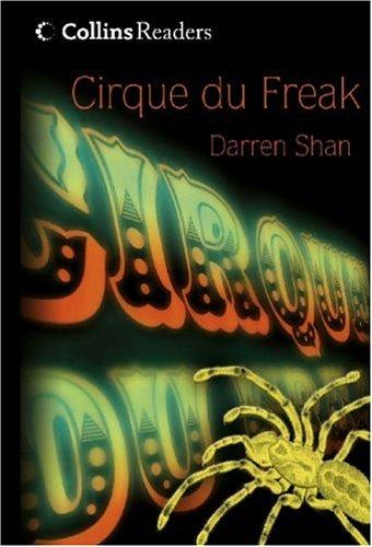 9780007244843: Cirque Du Freak (Collins Readers)