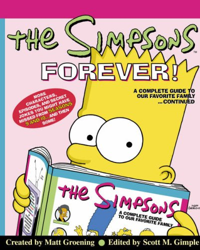 9780007245062: The Simpsons Forever: The Complete Guide to Seasons 9 & 10