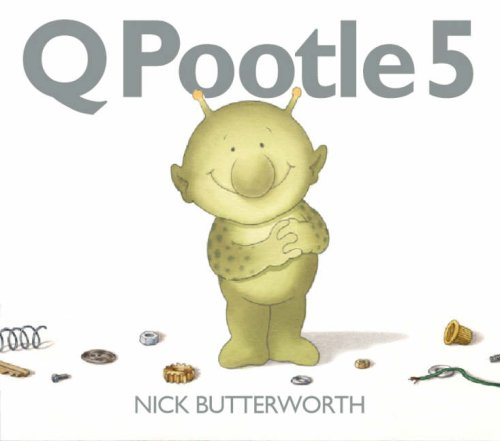 9780007245086: Q Pootle 5 (Book & CD)