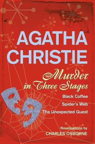 9780007245796: Murder in Three Stages