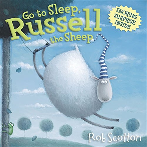 9780007246199: Go To Sleep, Russell the Sheep