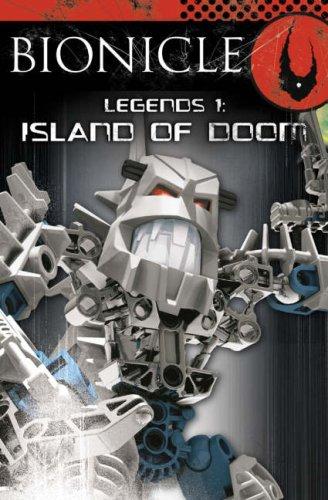 9780007246267: BIONICLE Legends (1) - Island of Doom