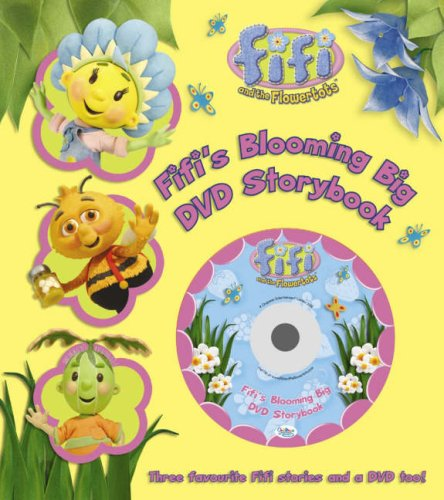 9780007246335: Fifi and the Flowertots - Fifi's Blooming Big DVD Storybook