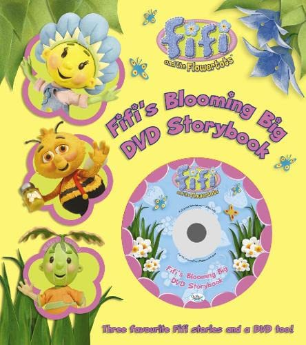 9780007246335: Fifi's Blooming Big DVD Storybook (Fifi and the Flowertots)