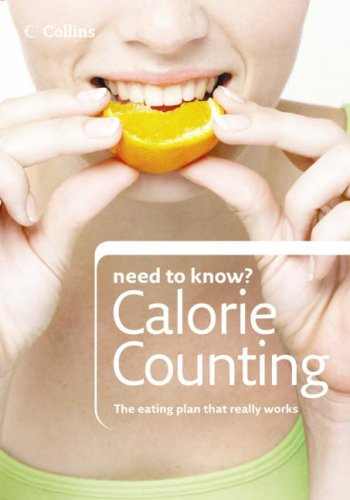9780007246649: Calorie Counting (Collins Need to Know?)