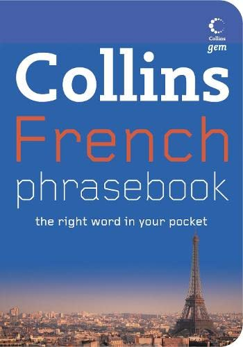 9780007246687: Collins Gem - French Phrasebook