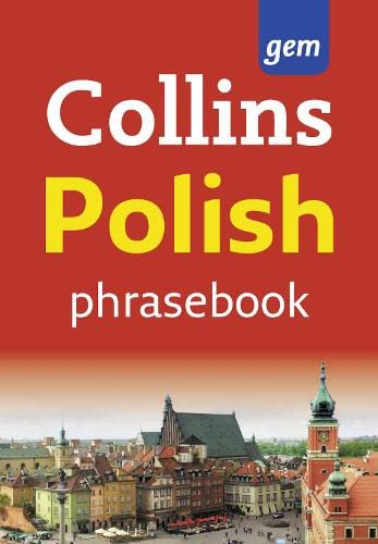 9780007246823: Collins Polish Phrasebook: The Right Word in Your Pocket (Collins Gem)