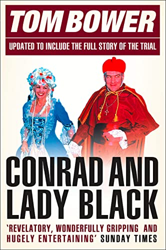 9780007247165: Conrad and Lady Black: Dancing on the Edge