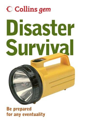 9780007247363: Disaster Survival (Collins Gem)