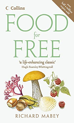 9780007247684: Food for Free (Collins Natural History)