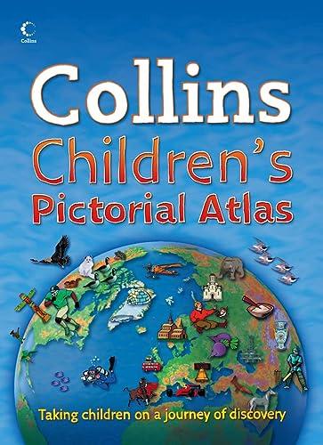 9780007247837: Collins Children's Pictorial Atlas