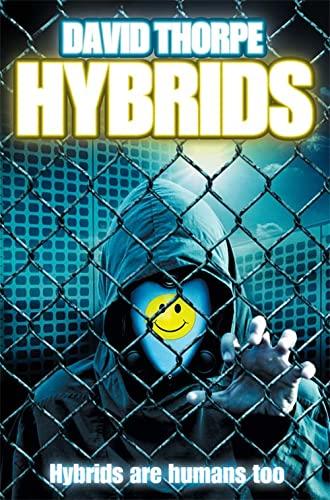 9780007247844: Hybrids: Saga Competition Winner