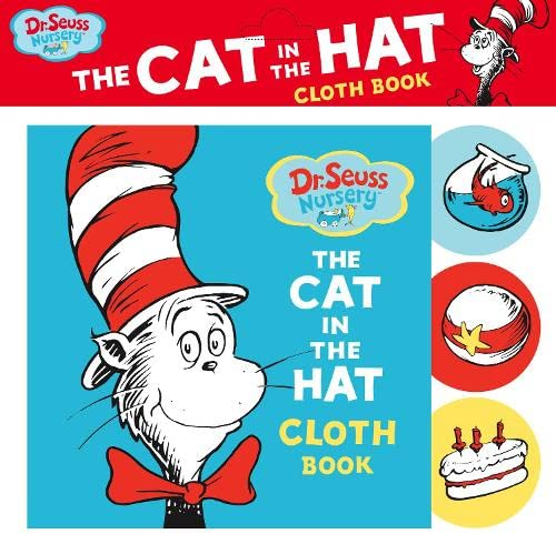 9780007247936: Dr. Seuss Nursery Cat in the Hat Cloth Book