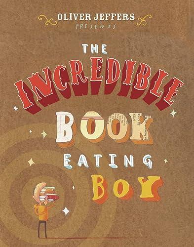 9780007247943: The Incredible Book Eating Boy