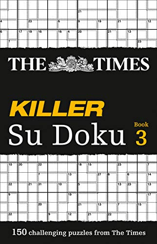 9780007248001: The Times Killer Su Doku Book 3 (Bk. 3)