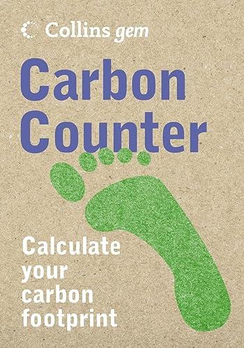9780007248124: Carbon Counter (Collins Gem)